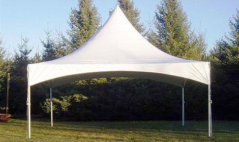 20x20 frame tent lets party inc. Black Bedroom Furniture Sets. Home Design Ideas