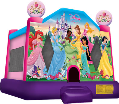 Disney Princess Moonwalk Image