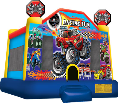 Racing Fun Moonwalk Image