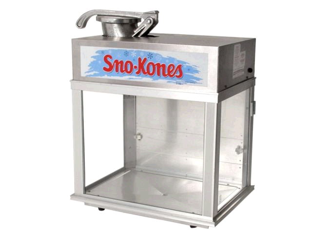 SnoKone Machine Image