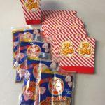 Popcorn-Accessories